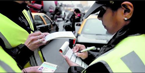multas de transito en rd consulta