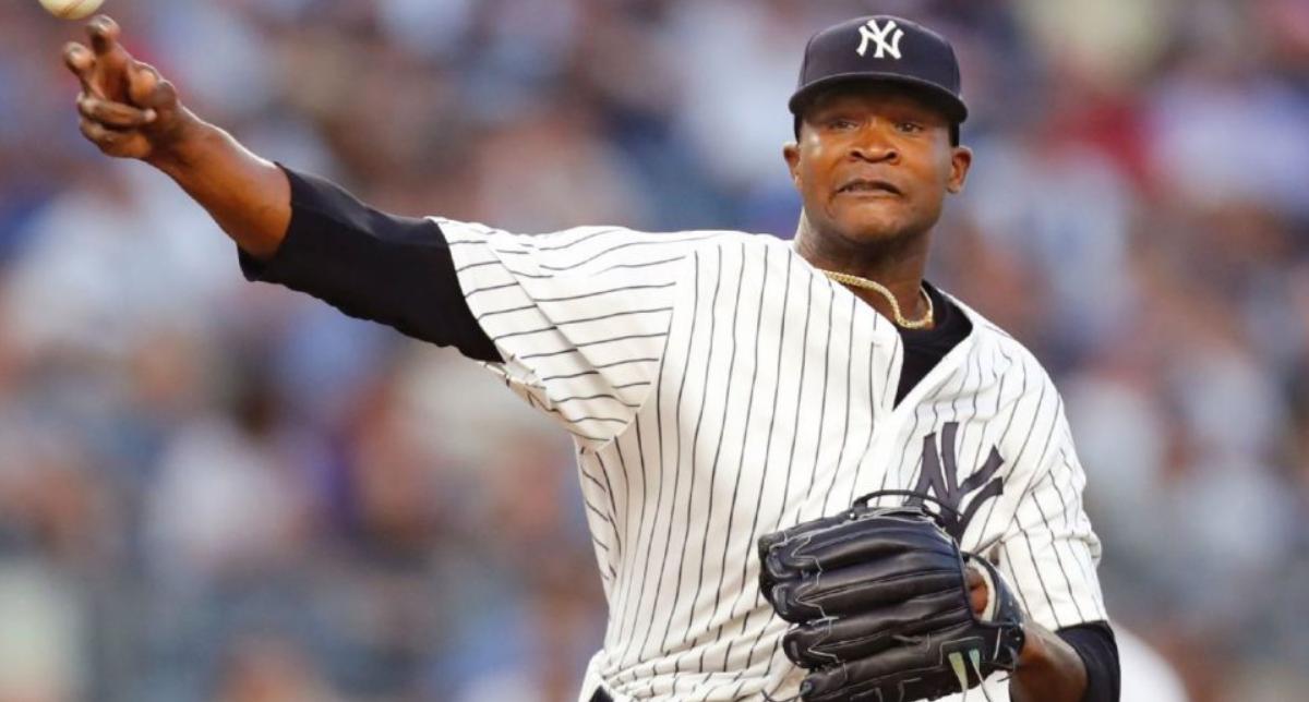 Domingo Germán regresa a la alineación de los Yankees