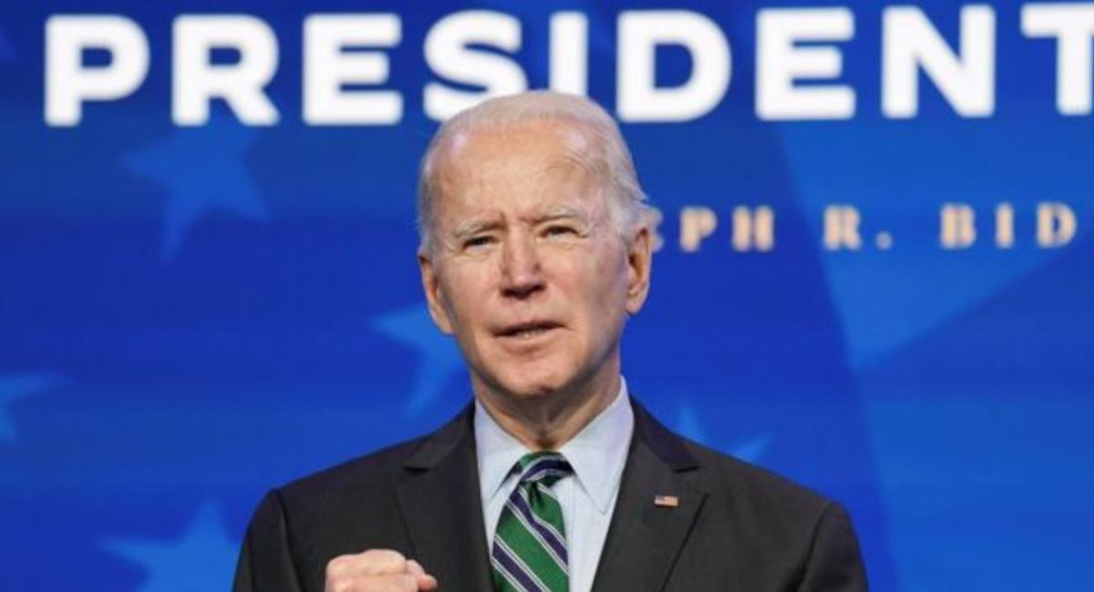 Joe Biden presidente de los Estados Unidos