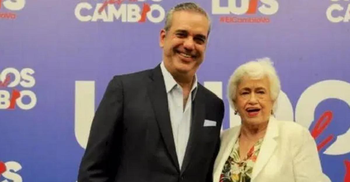 Milagros Ortiz afirma que presidente Abinader es provida