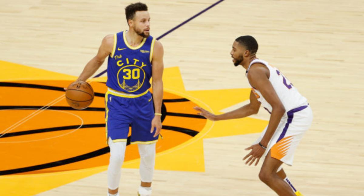 Stephen Curry gana el concurso de triples 2021