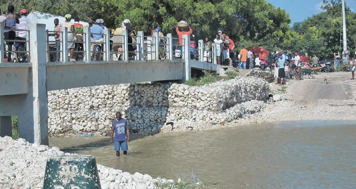 Haití dice tener derecho sobre aguas del rio Masacre