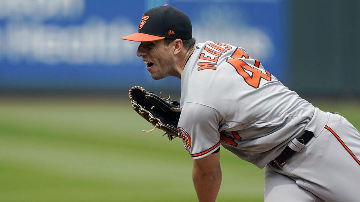 John Means lanza el primer no-hitter de los Orioles desde 1991